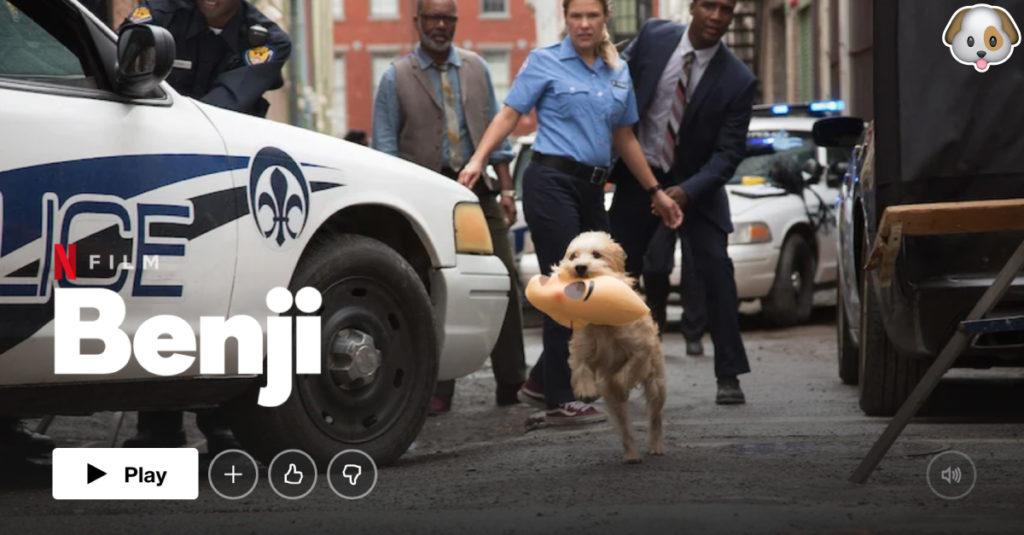 Benji Netflix